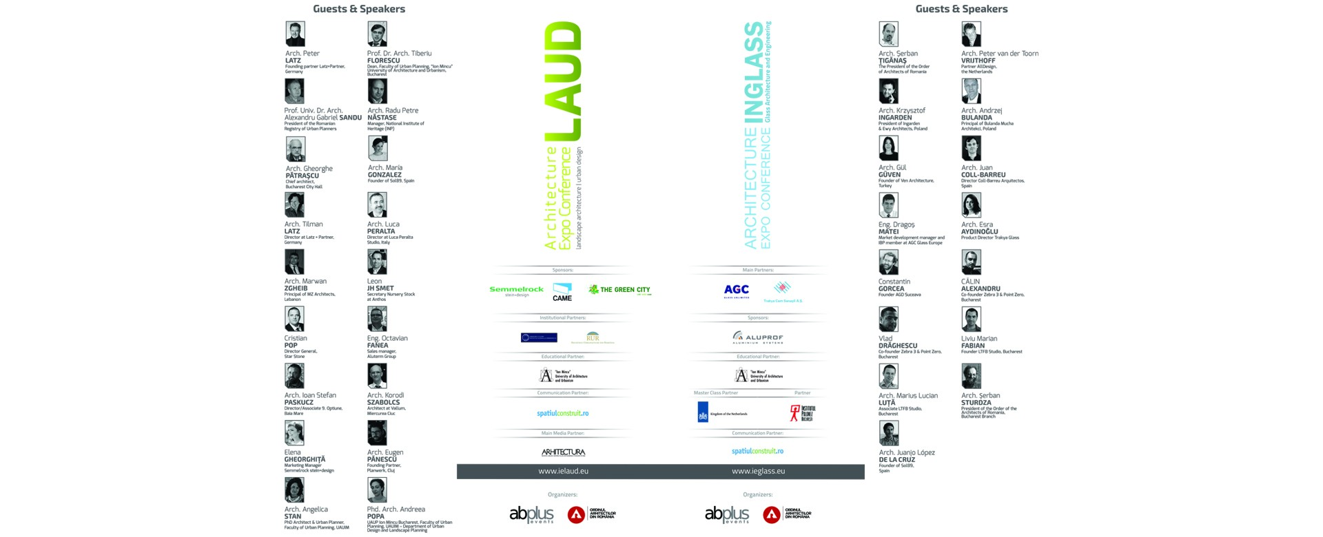 LAUD Architecture Expo Conference 2015