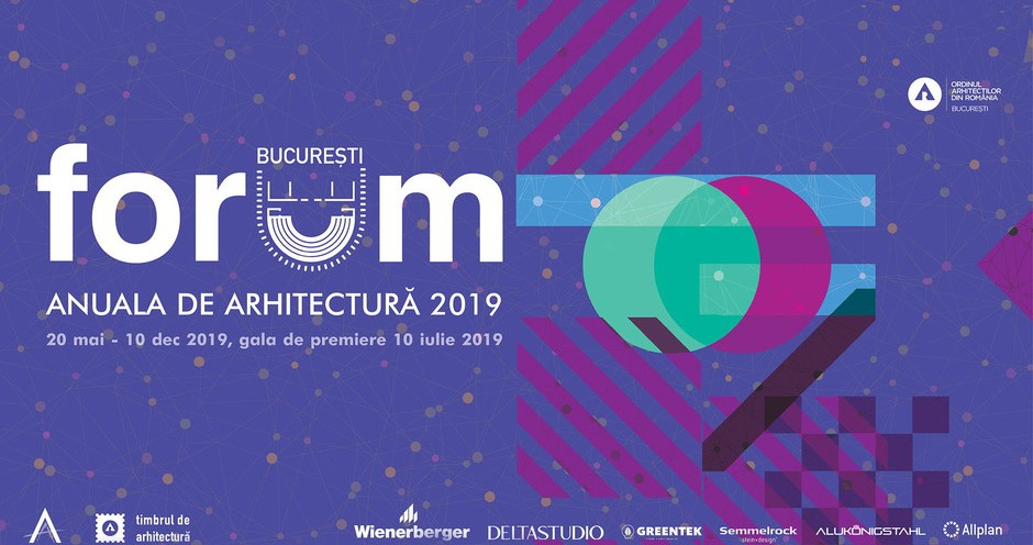 Adest Architecture at the «Anuala de Arhitectură 2019» - Gala organized by OAR-B
