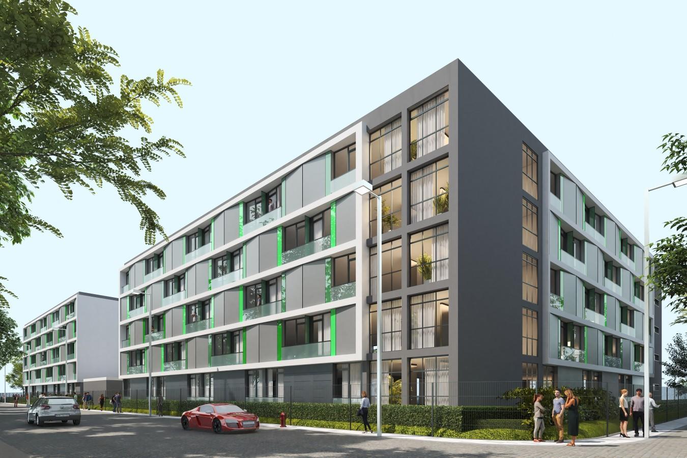 Cum vor arăta noile cămine din campusul Universităţii Oradea realizate de Adest Architecture